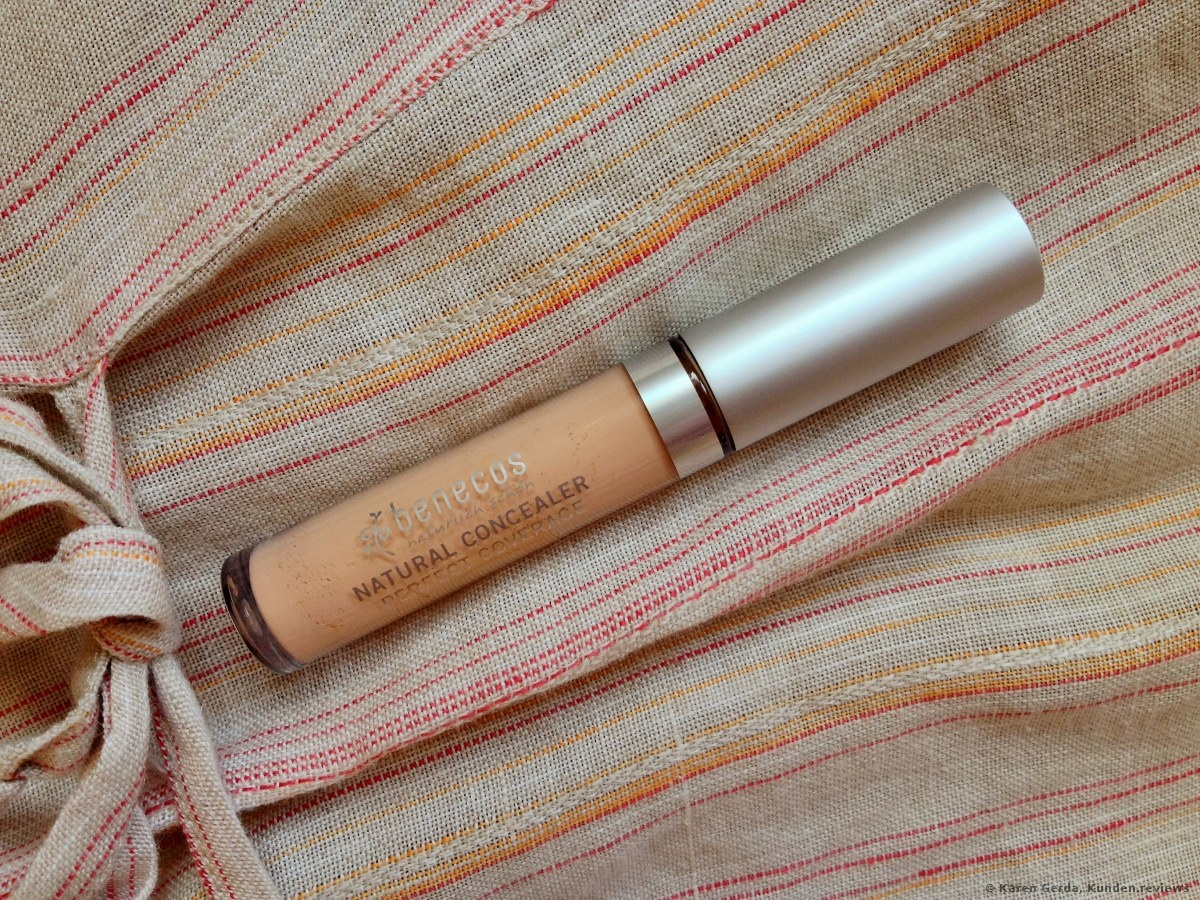 Benecos Natural Concealer Perfect coverage Foto