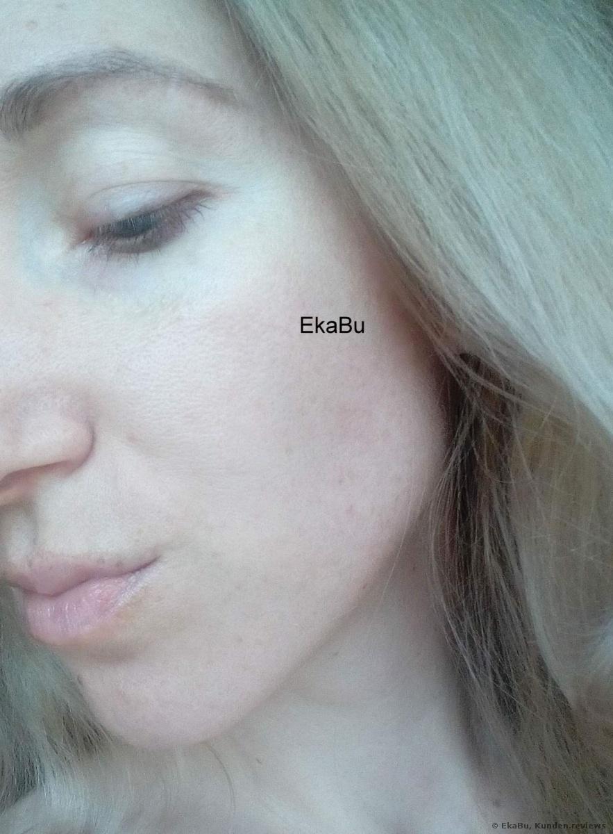 Weleda straffende Augenpflege Granatapfel Augencreme