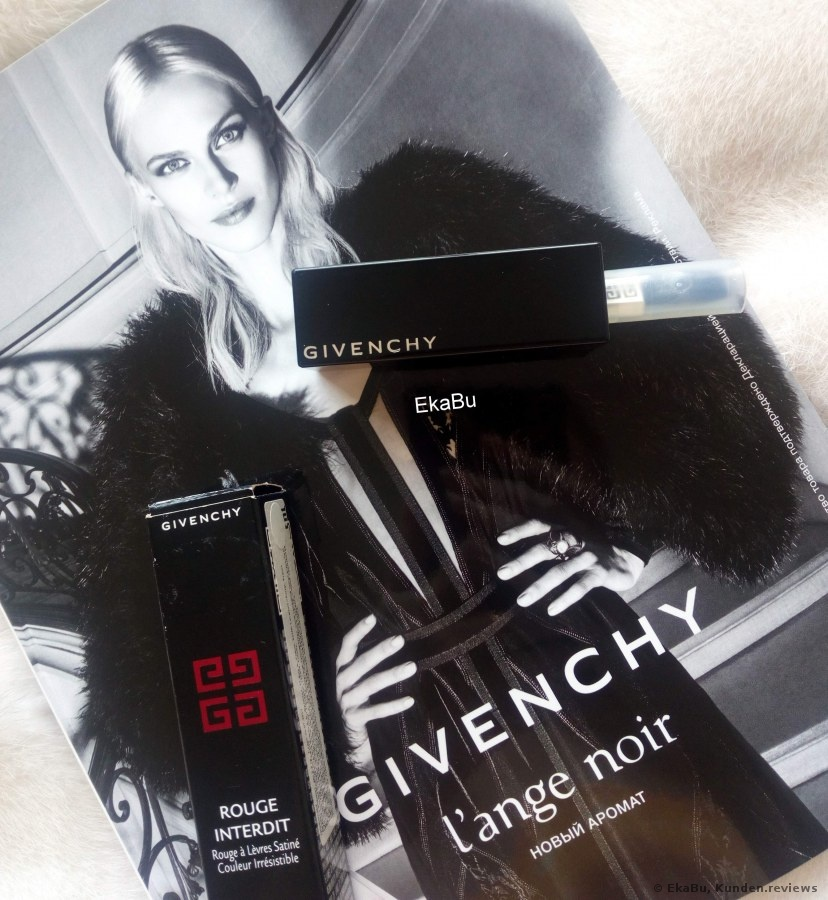 Rouge Interdit von Givenchy