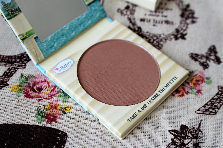 The Balm Balm Desert Bronzer/Blush Foto