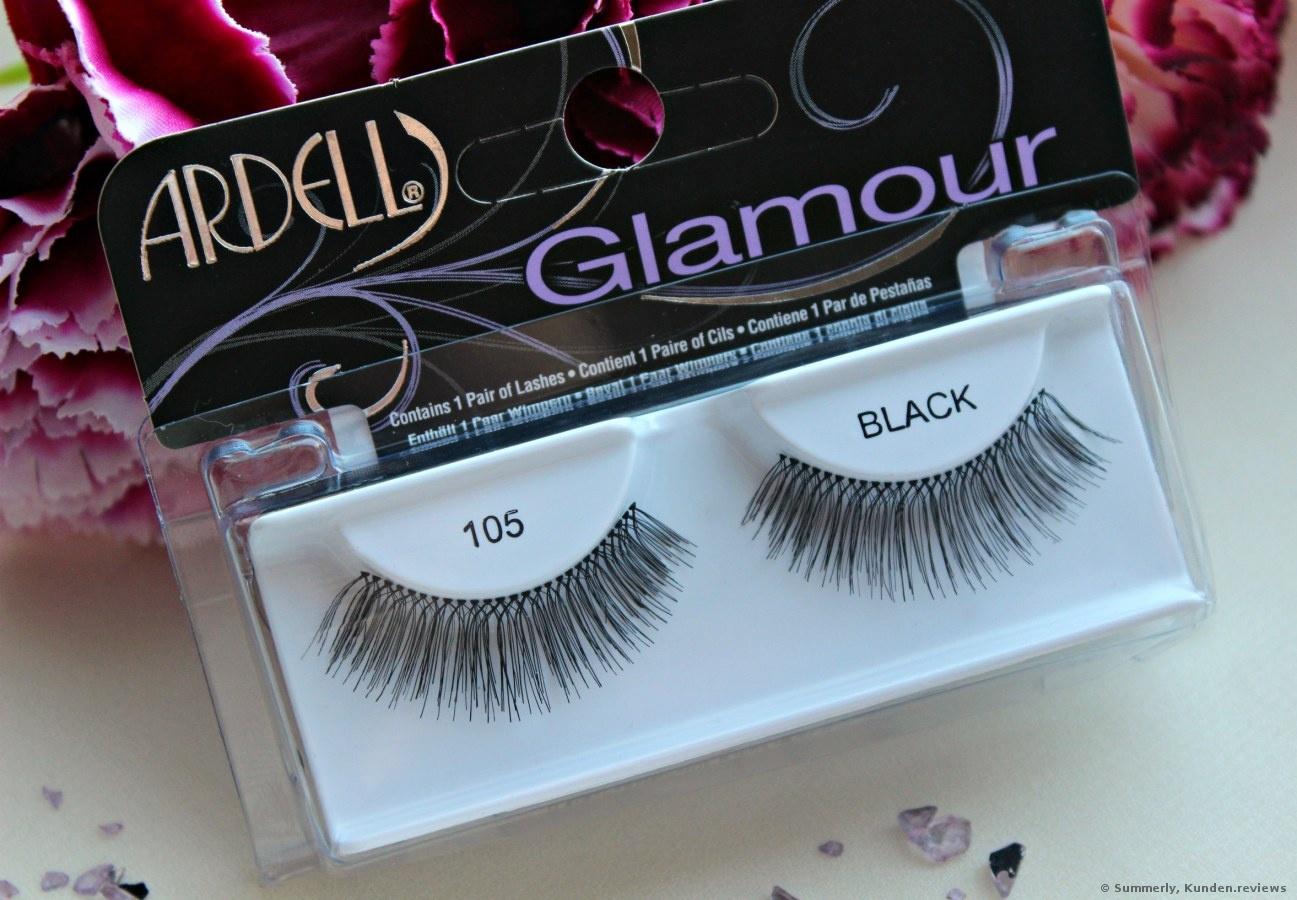 Ardell Glamour Lashes Fashion Lashes 105