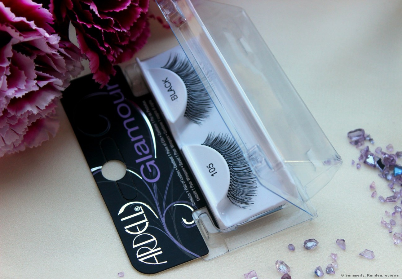 Ardell Glamour Lashes Fashion Lashes 105