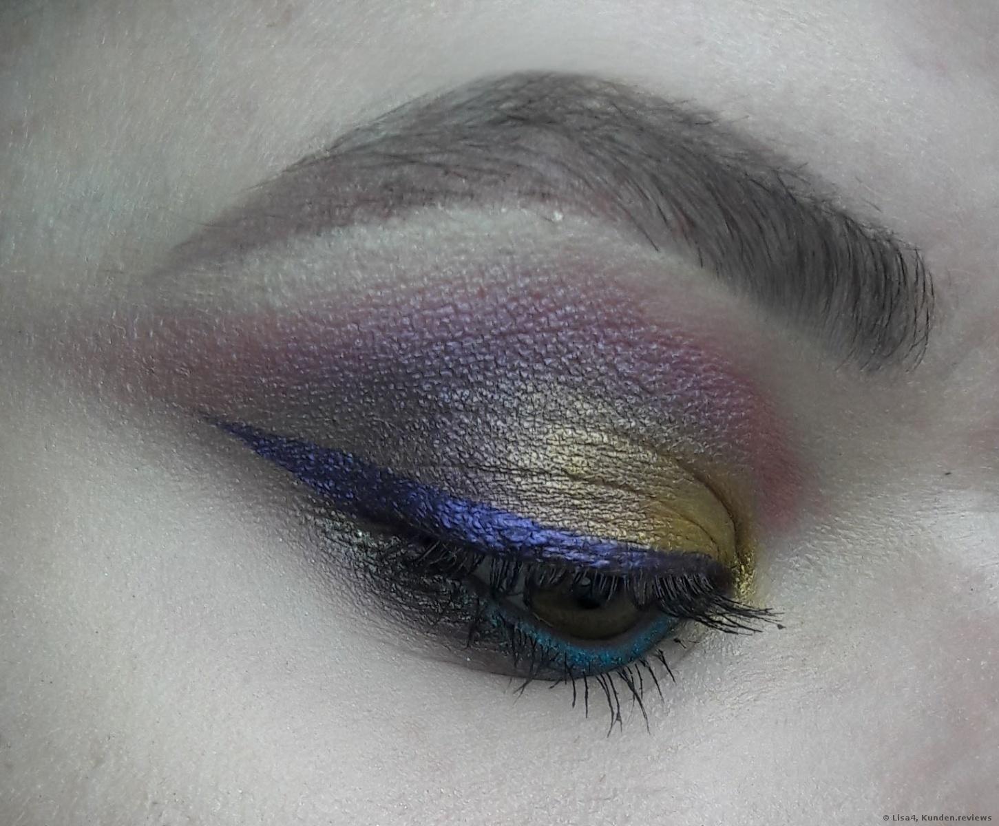Essence Metal Art Lip & Eye Liner  Eyeliner Foto