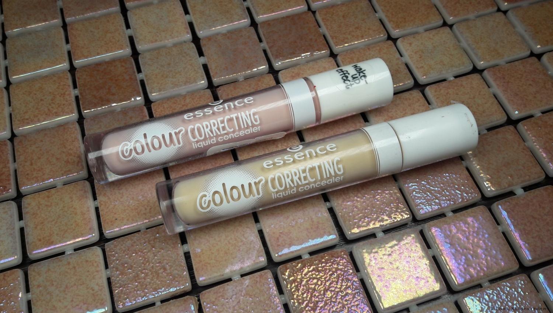Abdeckstift colour correcting liquid concealer von Essence