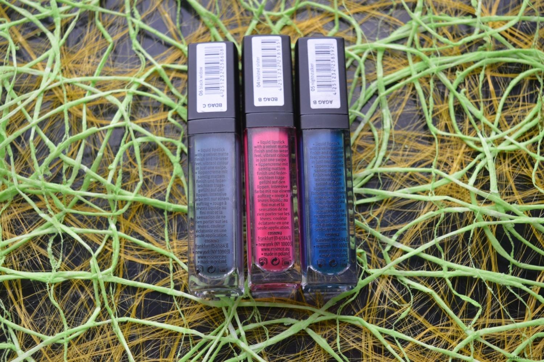 Essence Vibrant shock lip paint