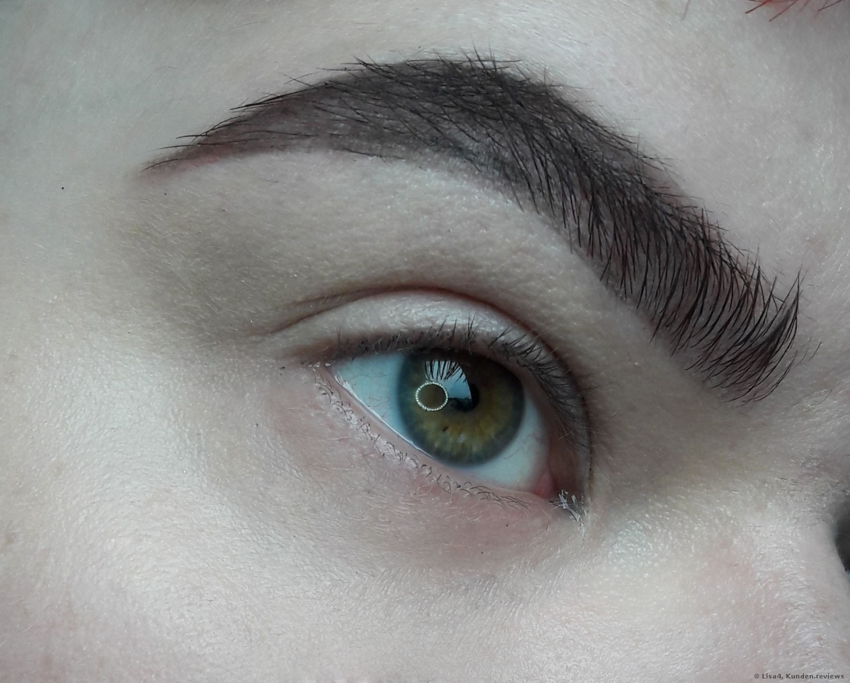 MakeUp Revolution Brow Pomade Augenbrauen Foto
