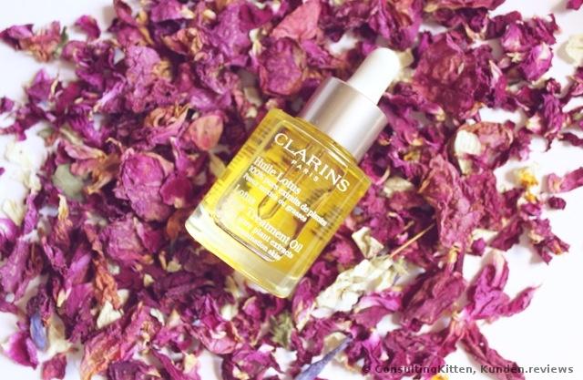 Clarins Huile Lotus Gesichtsöl