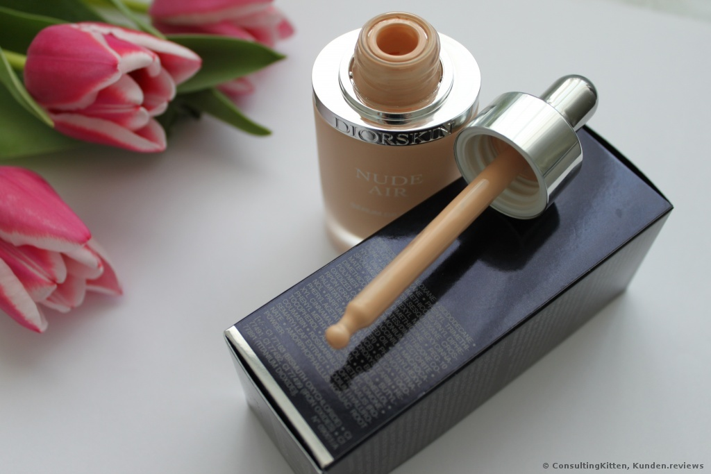 Dior Diorskin Nude Air Serum Foundation Foto