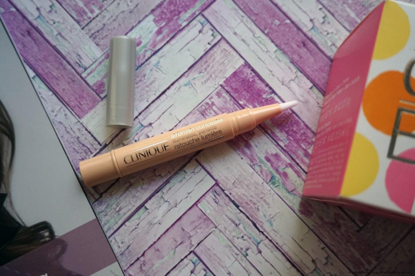 Airbrush Concealer von CLINIQUE