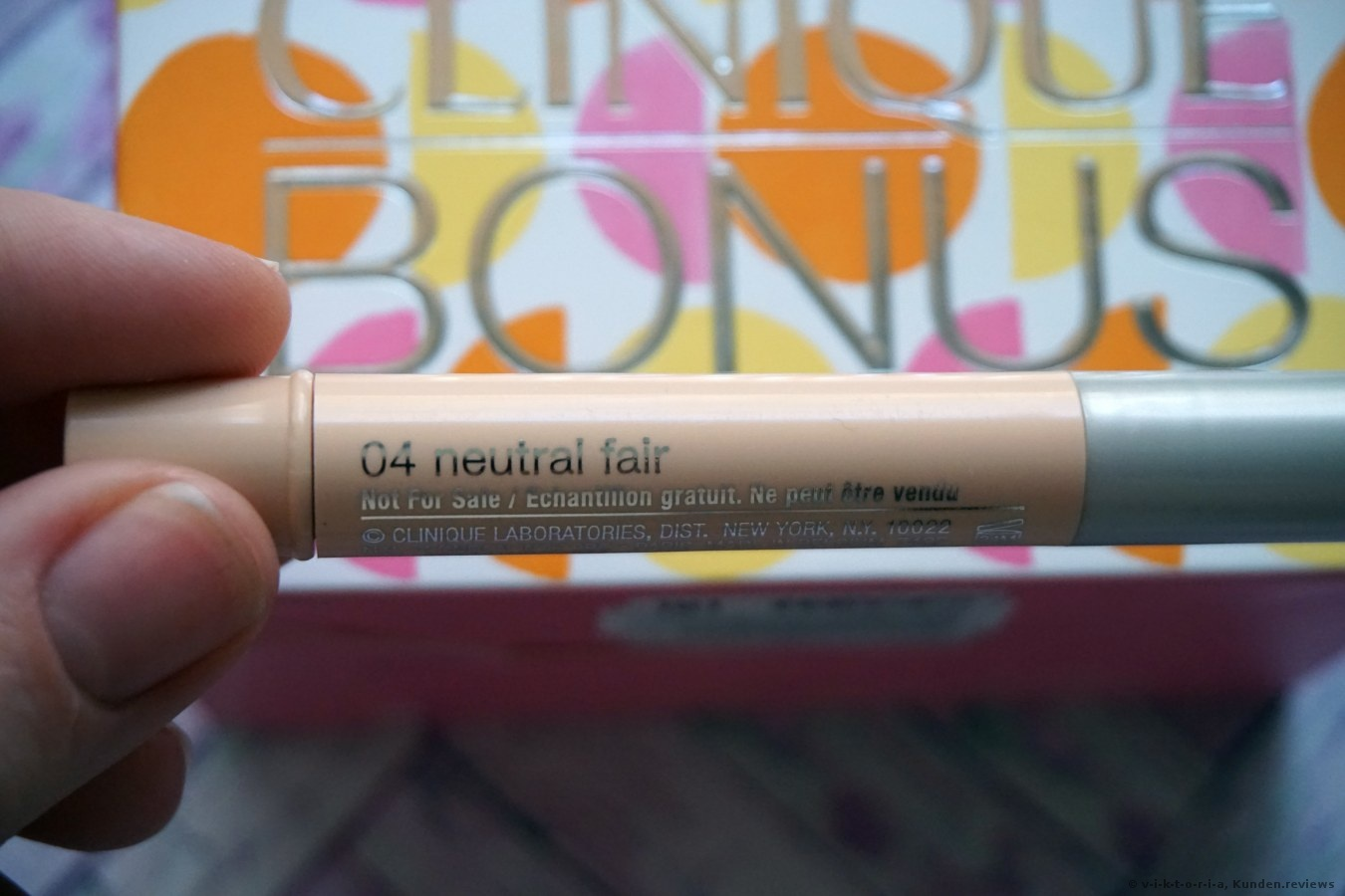 Airbrush Concealer von CLINIQUE