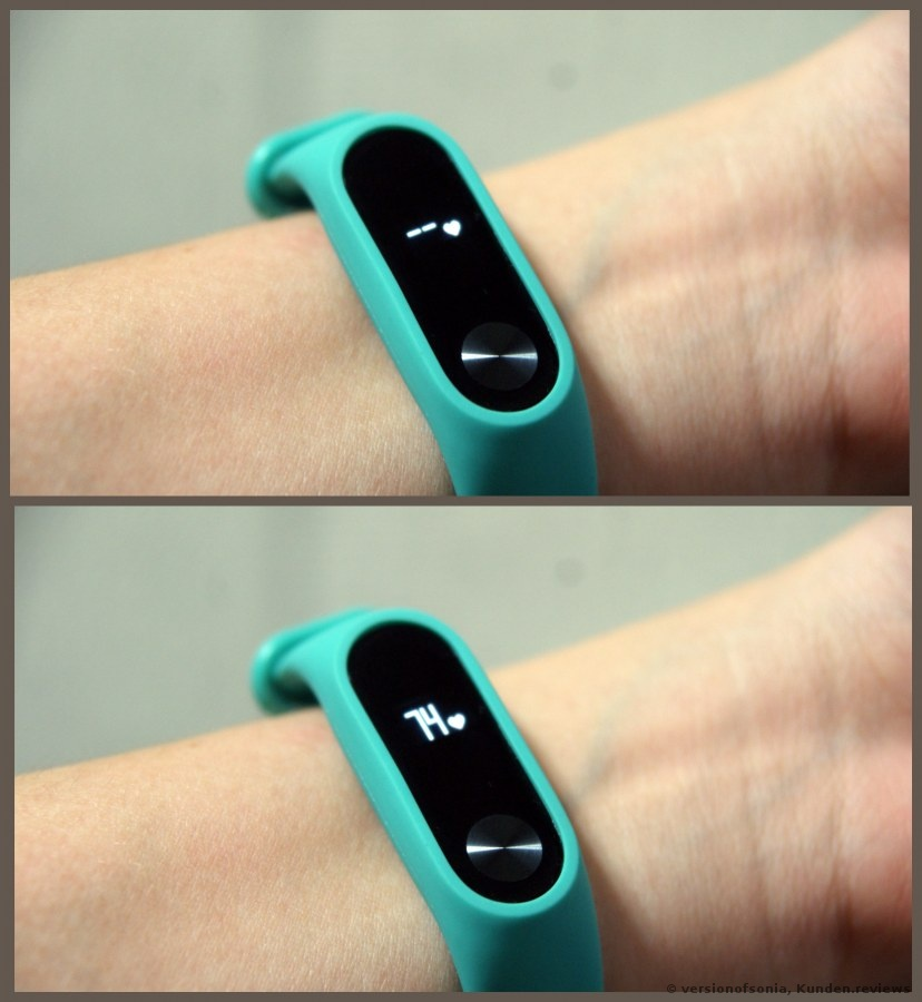 Xiaomi Mi Band 2 Fitness Tracker