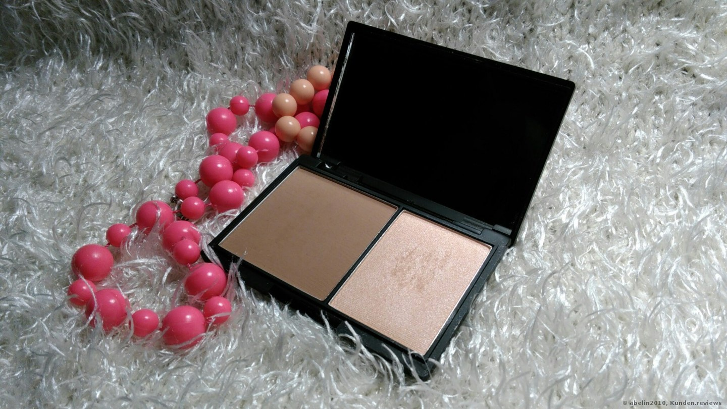 Sleek Face Contour Kit Puder Foto