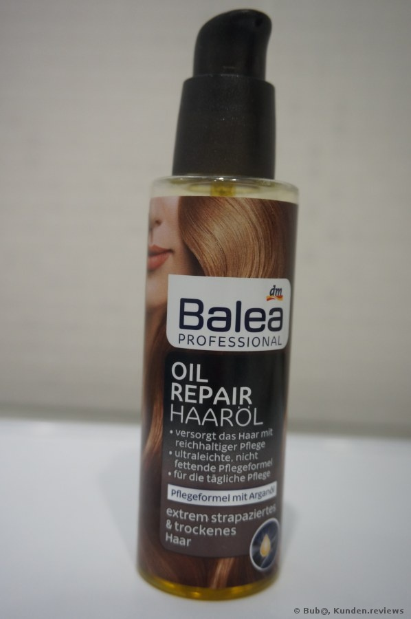 Balea Oil Repair Haaröl Foto