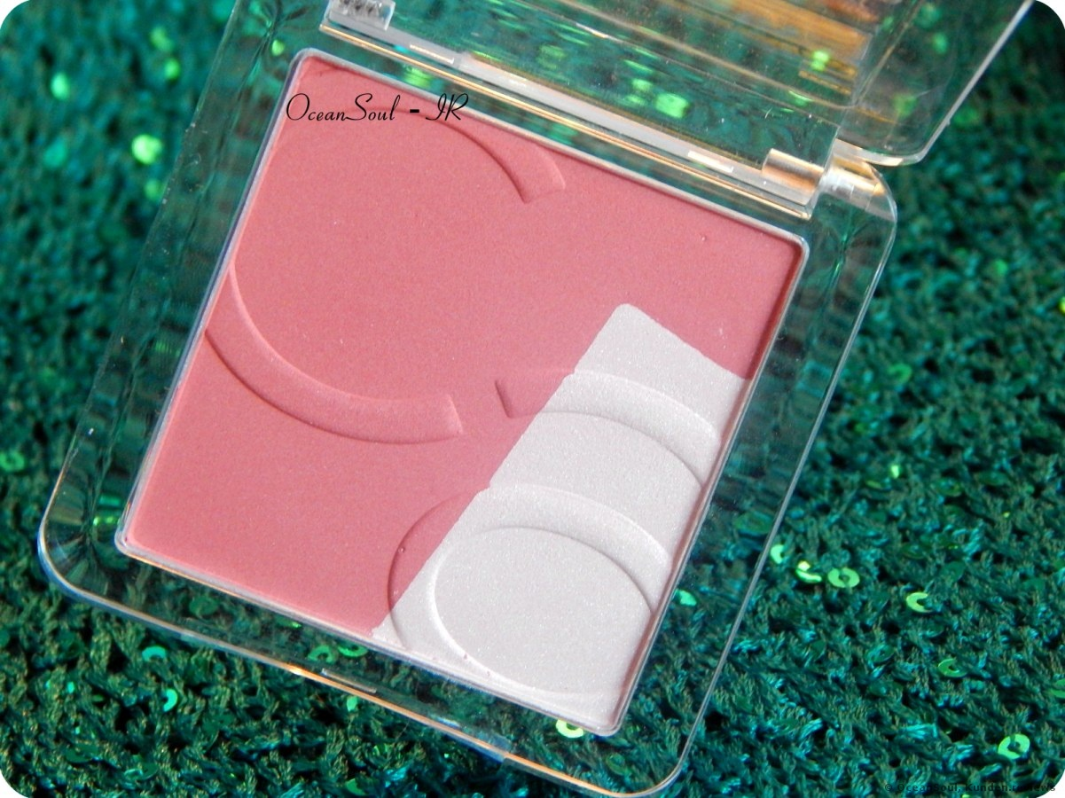 Rouge Light And Shadow Contouring Blush mit Blitz