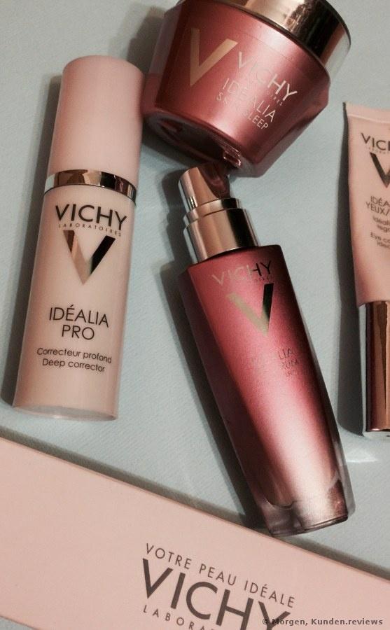 Vichy Idealia Life  Serum Foto