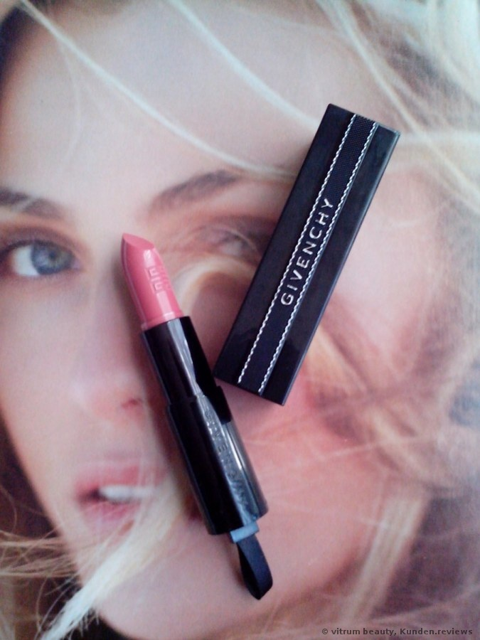 Givenchy Rouge Interdit 06 Rose Nocturne