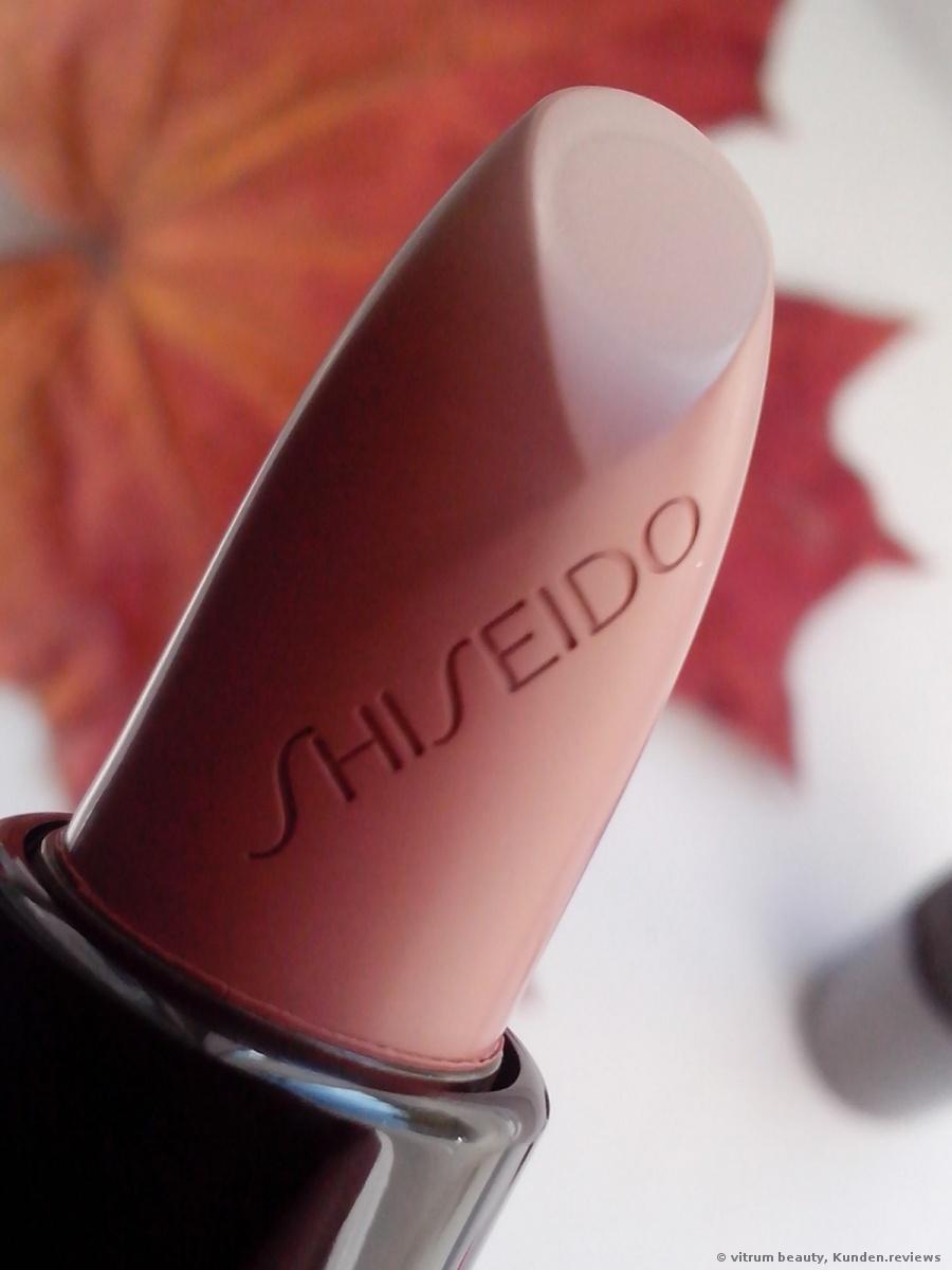 Shiseido Rouge Rouge Lippenstift Foto