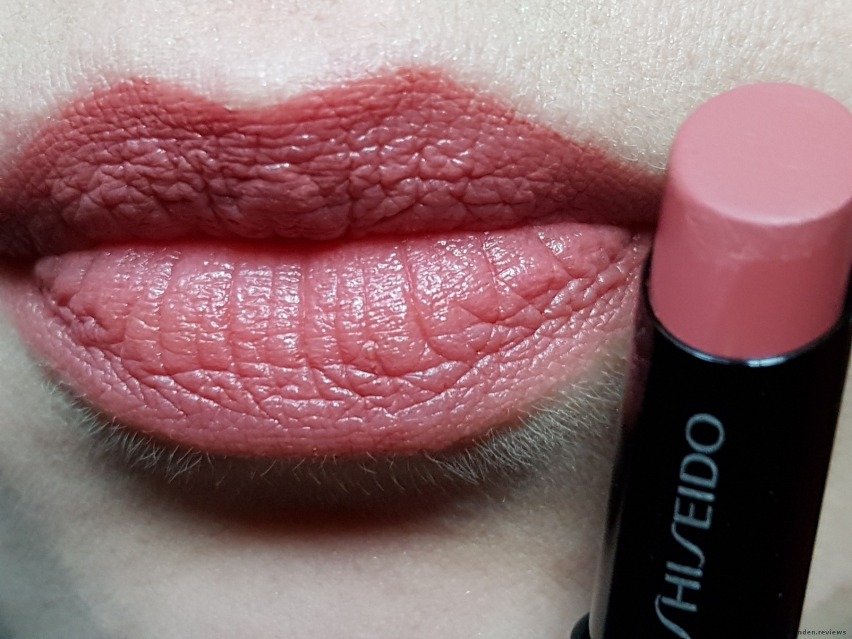 Shiseido VisionAiry Gel Lippenstift # 211 Rose Muse