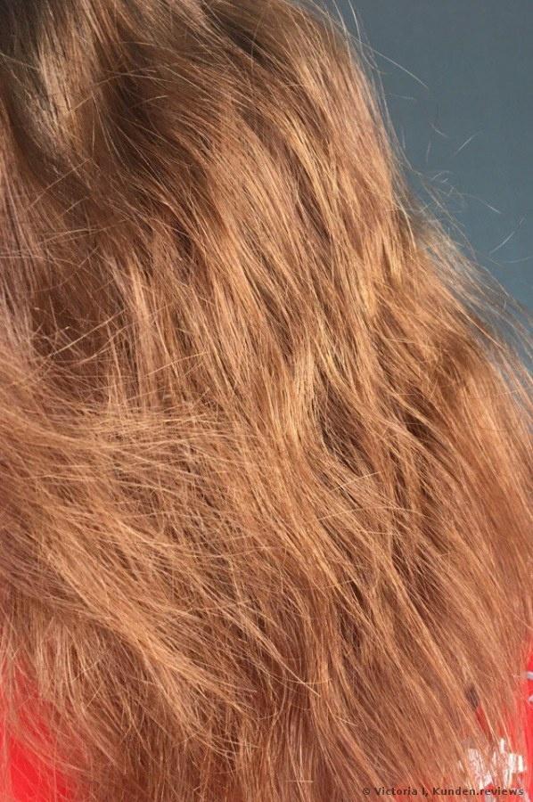 Das ätherische Öl gegen das Haar
