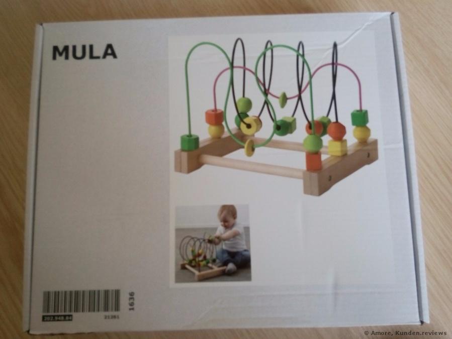 Kugelbahn Mula