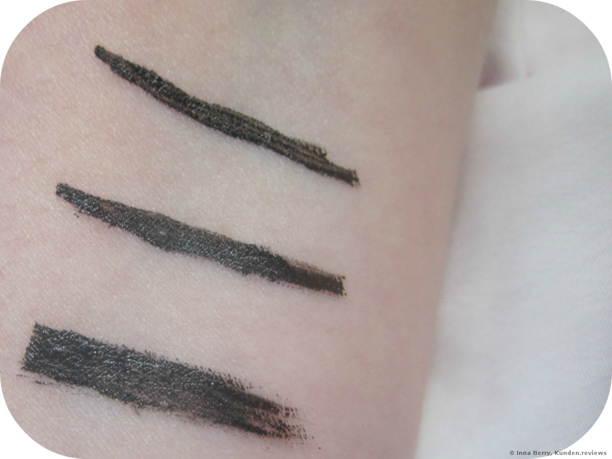 the cushion eyeliner von Essence