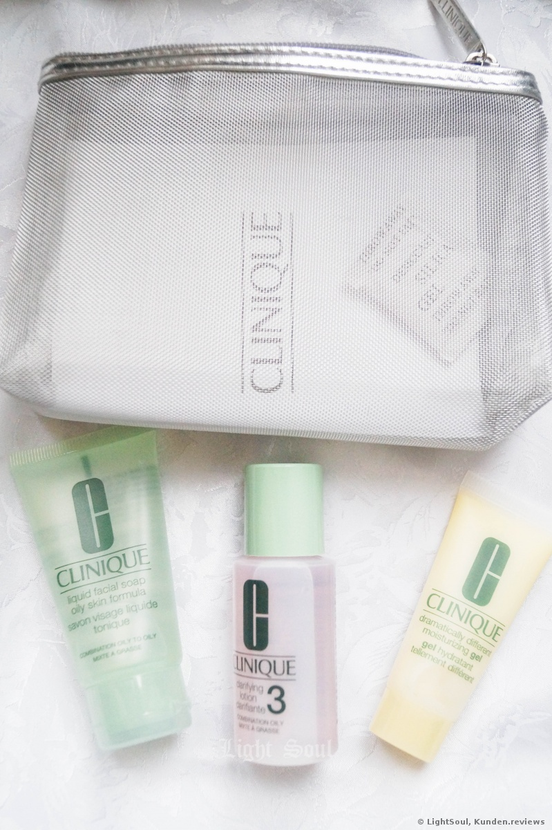 CLINIQUE 3-Phasen-Systempflege Liquid Facial Soap Mild Gesichtsseife Foto