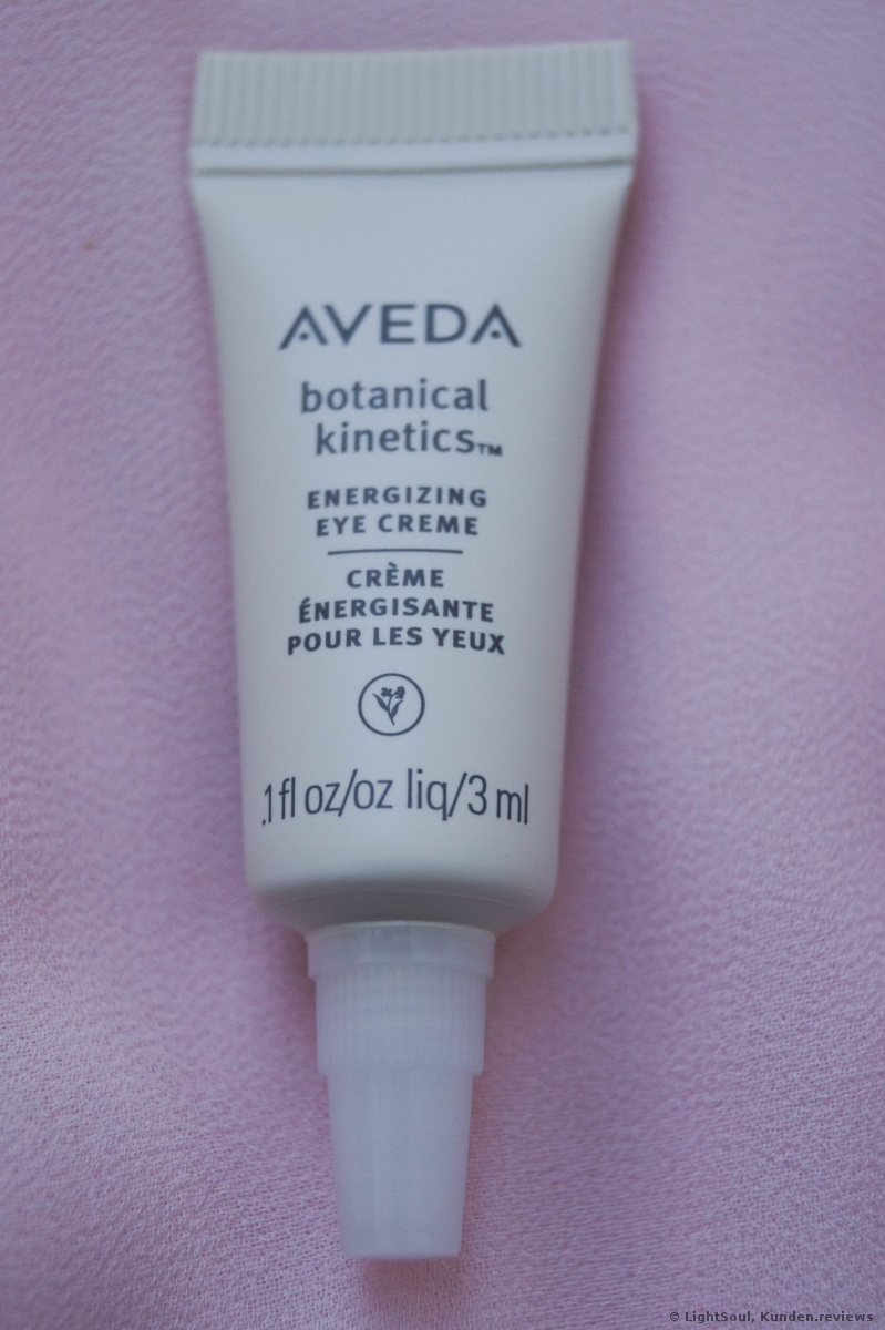 AVEDA Botanical Kinetics Energizing Eye Creme