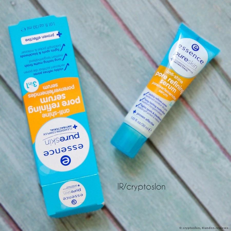 Essence Pure Skin Serum Foto