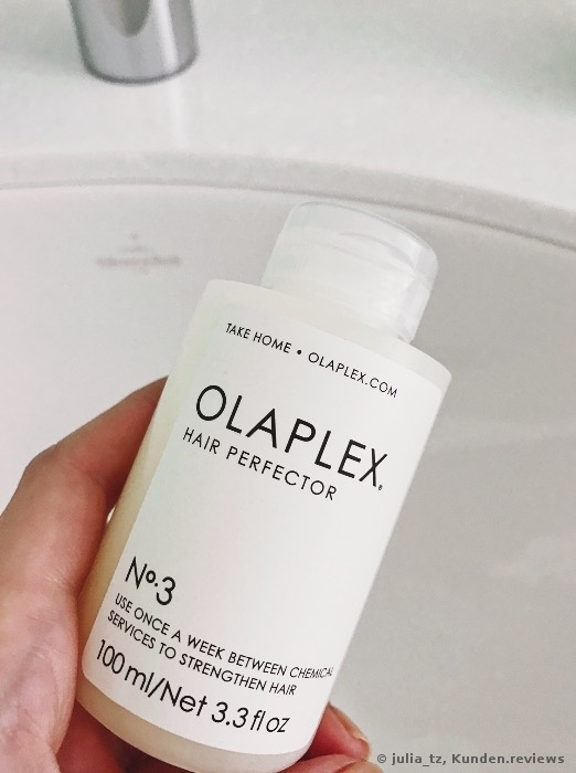 Olaplex No.3 Hair Perfector Haarmaske Foto