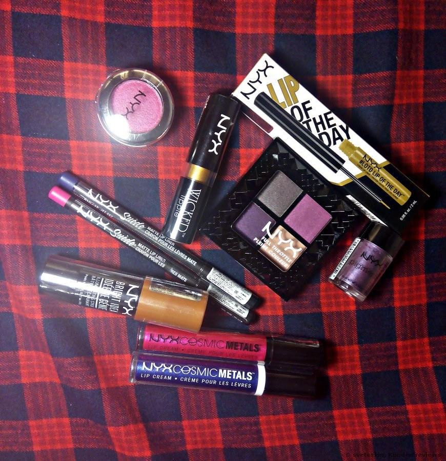 NYX Professional Makeup Lippenstift Wicked Lippies
