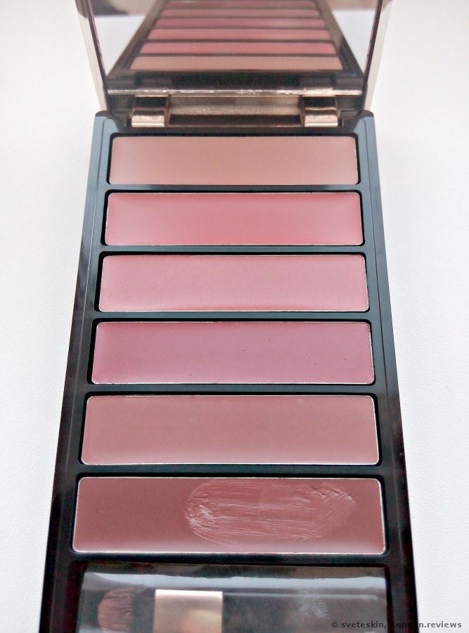 L´Oréal Paris Lippenstift Color Riche Lip Palette
