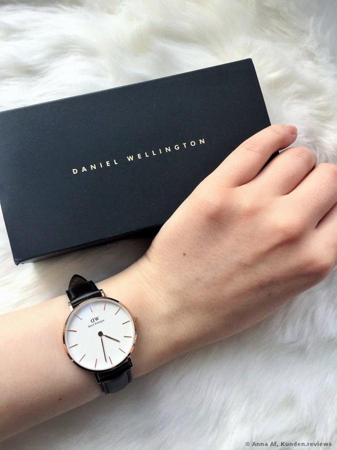 Daniel Wellington Classic Petite Uhr Foto