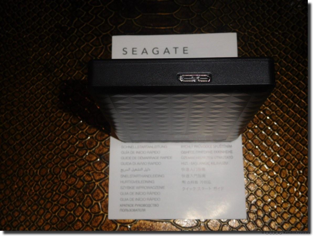 Seagate Expansion 1Tb STEA1000400 Externe Festplatte Foto