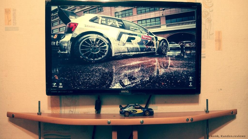 BenQ  GL2450HM Monitor Foto