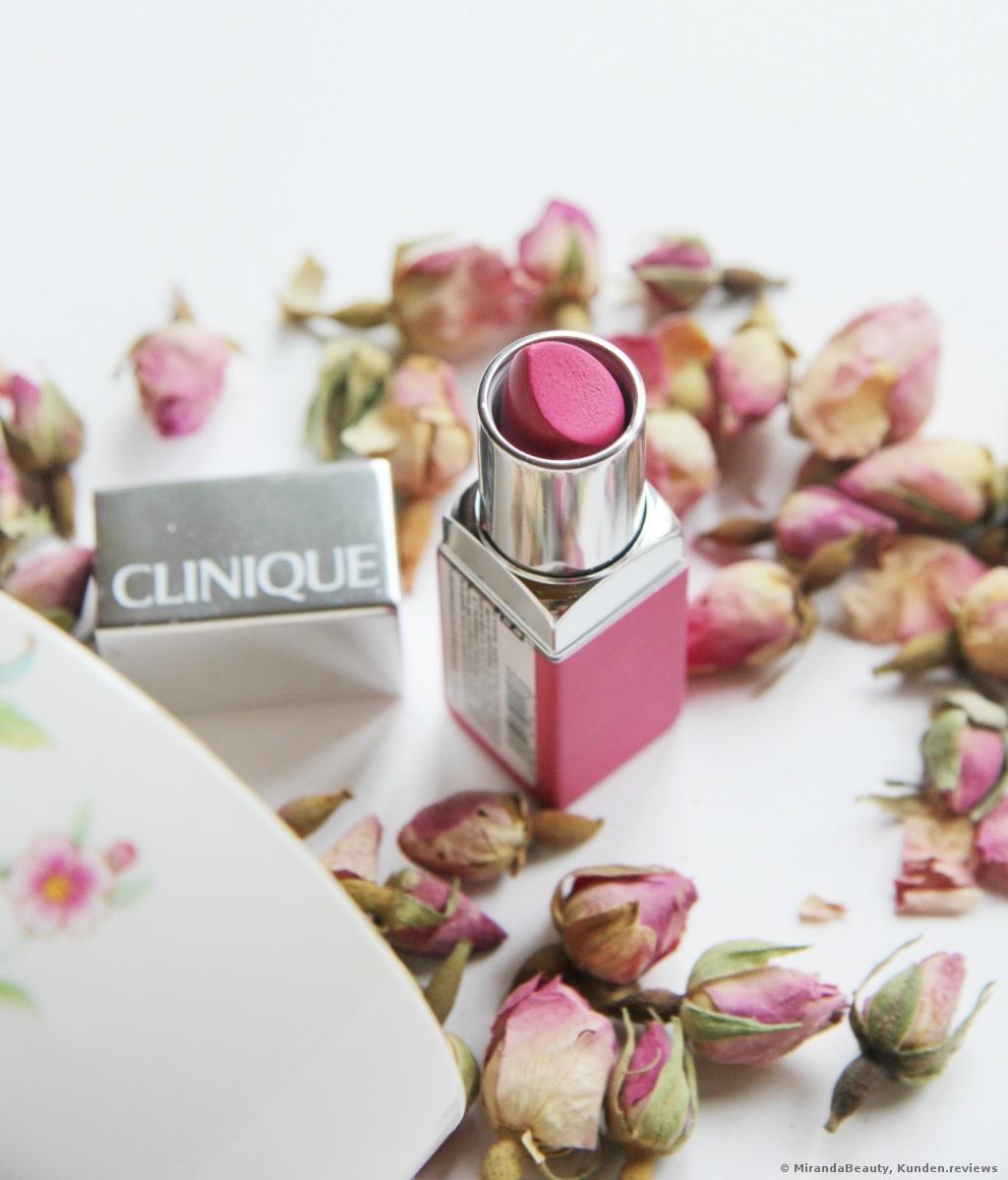 CLINIQUE Pop Matte Lip Colour + Primer Lippenstift Foto