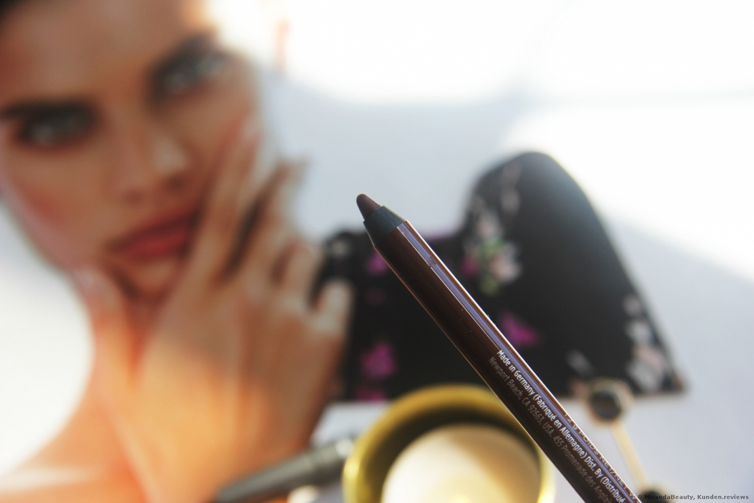 Urban Decay 24/7 Glide-On Lip Pencil Lippenkonturenstift Foto