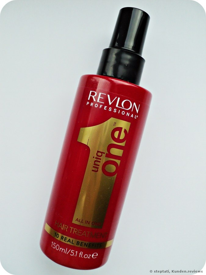 Revlon Professional UNIQ One All in One Hair Treatment  Haarpflege Foto