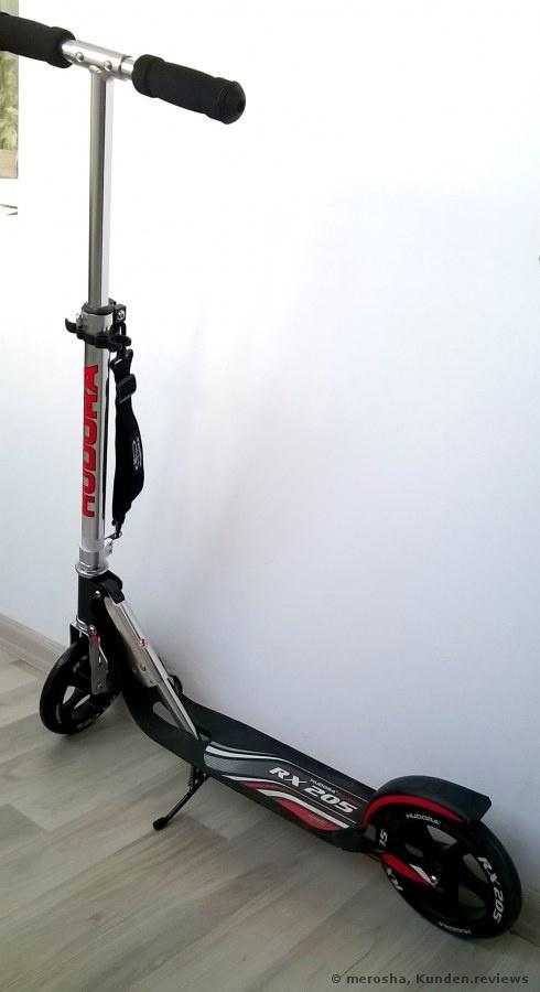 Hudora Big Wheel 205 Scooter Foto