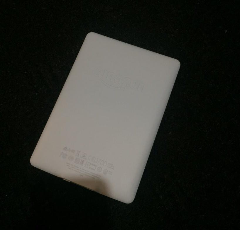 Kindle Paperwhite EReader Foto