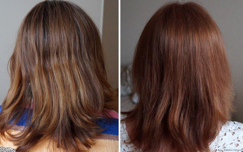 Syoss Oleo Intense Haarfarbe Foto