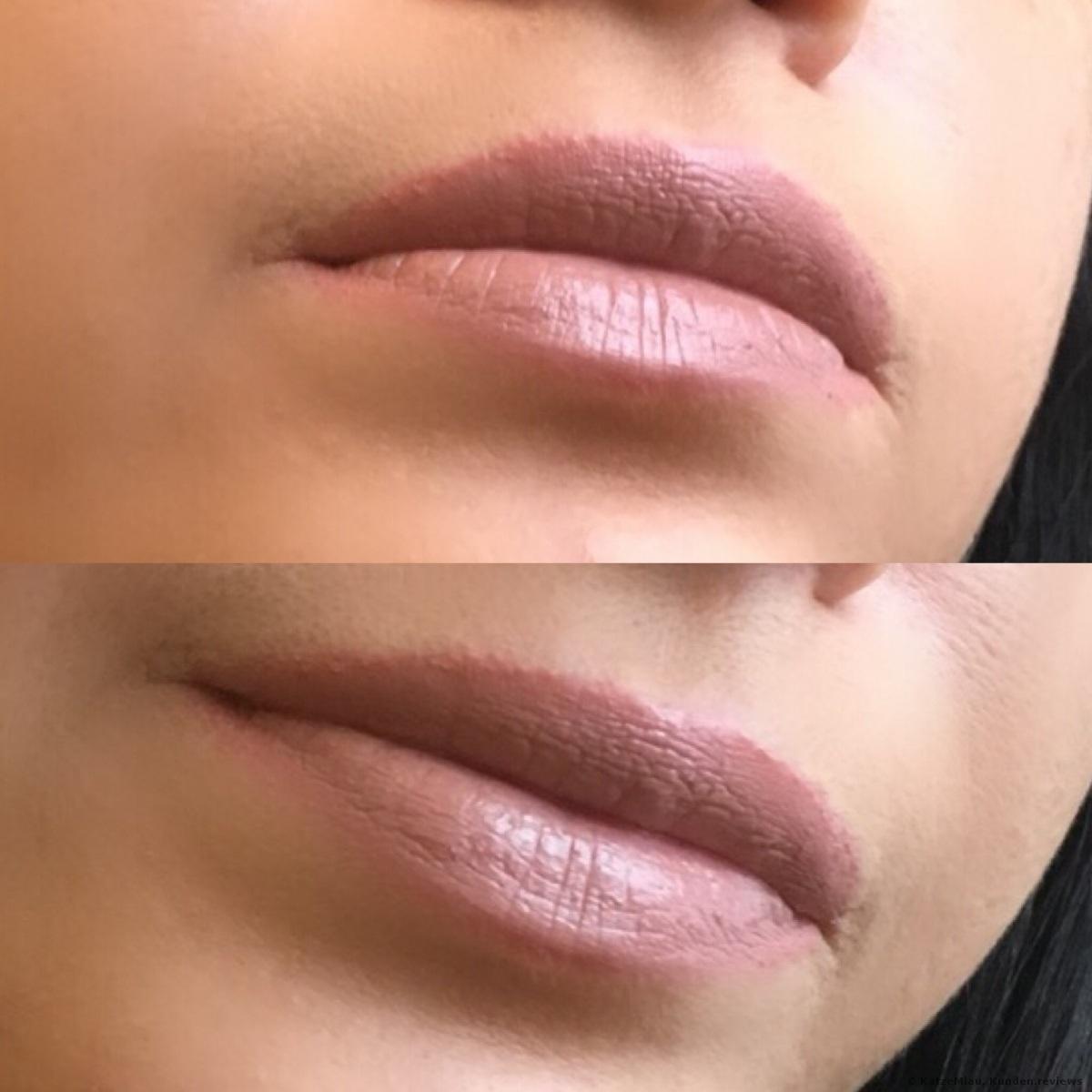 Isadora Lippenstift Lip Desire Sculpting Lipstick  beim Licht
