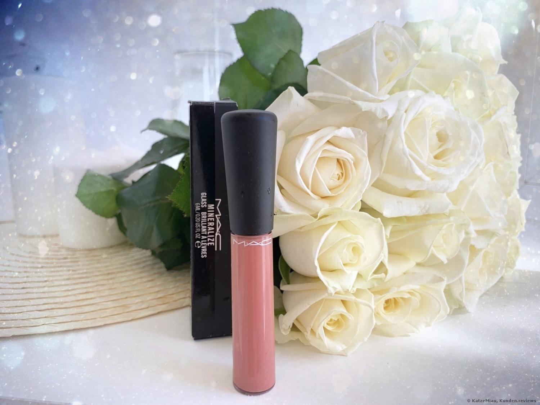 MAC Lipglass Lipgloss Foto