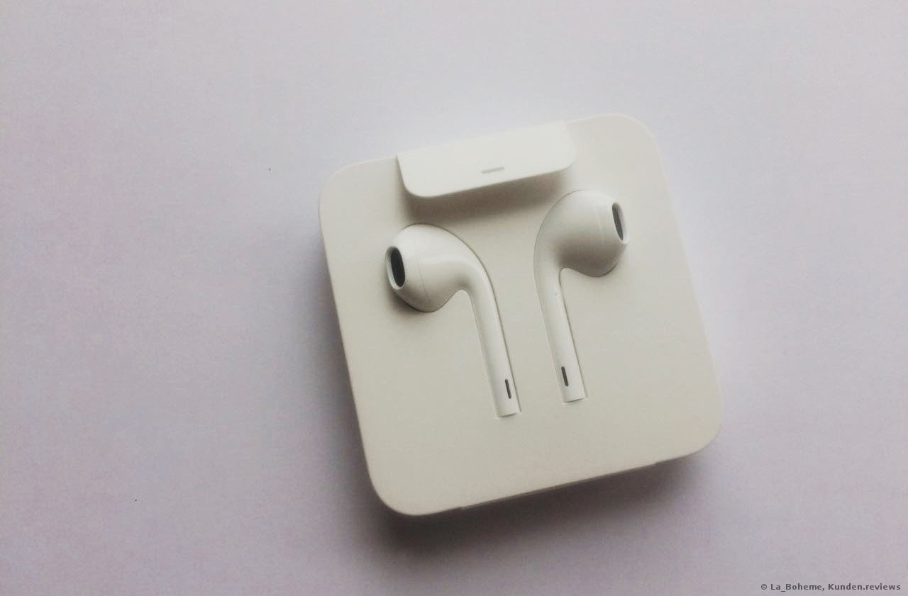 EarPods mit Lightning Connector