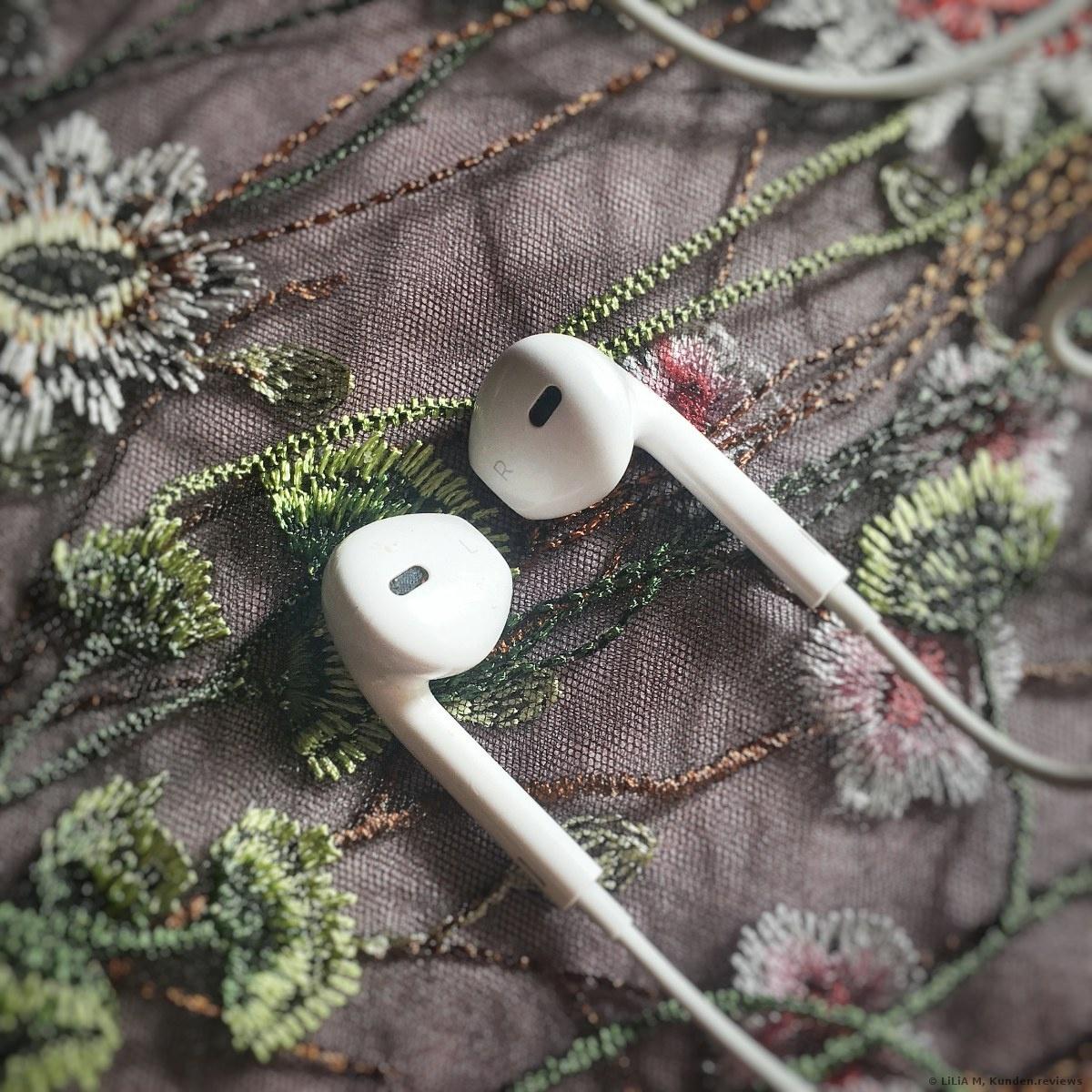 Apple EarPods Kopfhörer Foto