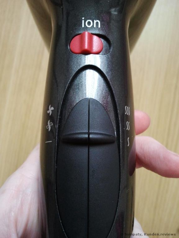 Bosch PHD 5962 Haartrockner Foto