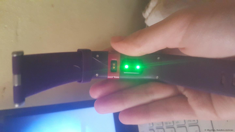 Fitbit Charge HR Aktivitätstracker Foto
