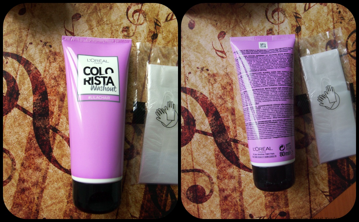 L'Oréal Colovista Wash out - Lilahair