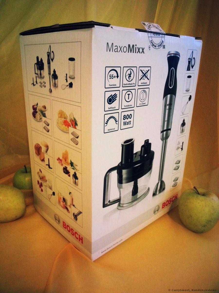 MSM88190 Stabmixer-Set MaxoMixx