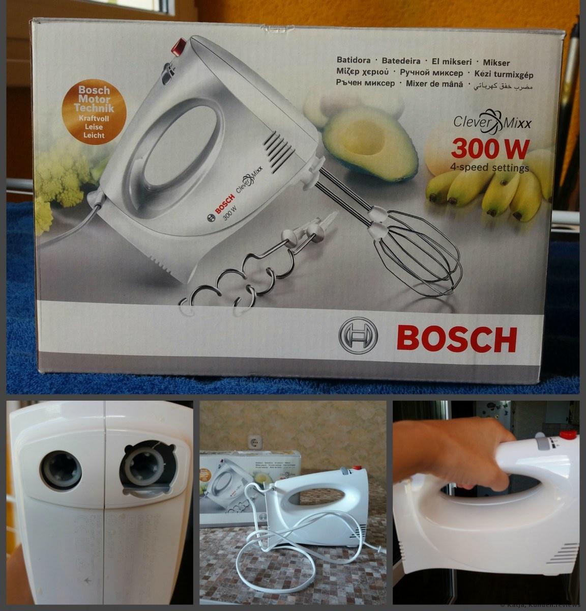 Bosch MFQ3020 Handrührer