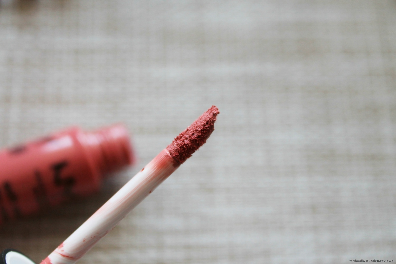 Soft Matte Lip CreamLippenstift NYX